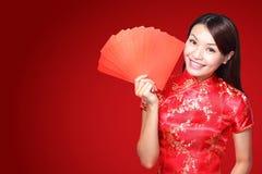 китайское счастливое Новый Год Стоковые Изображения