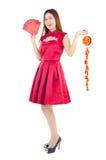 китайское счастливое Новый Год Стоковое Изображение