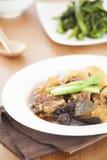 Китайское тушёное мясо говядины Стоковые Изображения RF