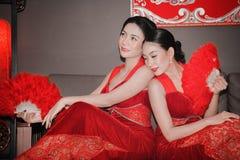 китайско Стоковое Изображение RF
