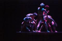 китайцы танцуют самомоднейшее Стоковое фото RF