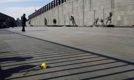 Китай отметит национальный День памяти погибших в войнах Стоковое Фото