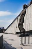 Китай отметит национальный День памяти погибших в войнах Стоковое фото RF