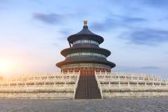 Китай Пекин Temple of Heaven стоковая фотография