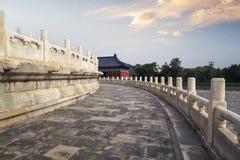Китай Пекин Temple of Heaven стоковая фотография rf