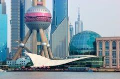 Китай Шанхай Стоковое Изображение RF