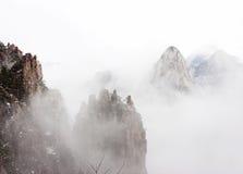 Китай Huangshan стоковое изображение
