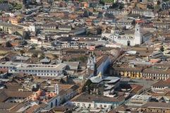 Кито, эквадор Стоковые Фотографии RF