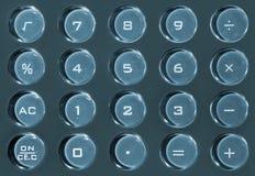 Клавиатура калькулятора стоковые фото