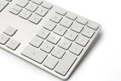 клавиатура компьютера самомоднейшая Стоковая Фотография RF