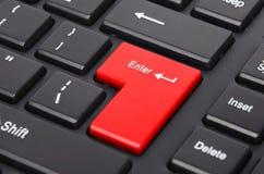 Клавиатура компьютера Стоковая Фотография RF