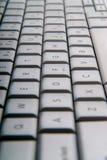 клавиатура компьютера Стоковое Изображение