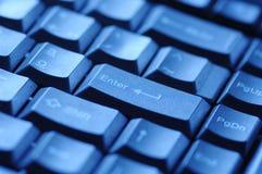 клавиатура компьютера стоковые фотографии rf