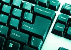 клавиатура самомоднейшая Стоковое Фото