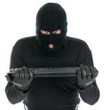 клавиатура хакера преступника компьютера Стоковое Изображение RF
