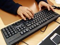 клавиатура Стоковые Фотографии RF