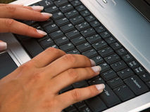 клавиатура 4 Стоковые Фото