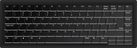 Клавиатура бесплатная иллюстрация