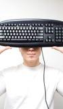 клавиатура concept2 Стоковое Фото