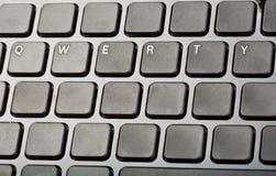 клавиатура qwerty Стоковое Изображение RF