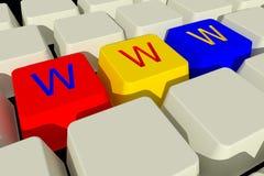 клавиатура www бесплатная иллюстрация
