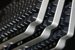 клавиатуры 3 стоковые изображения rf