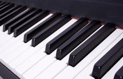 клавиши на клавиатуре Стоковое фото RF