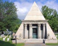 Кладбище западного пункта Стоковые Фото