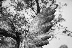 Кладбище Нью-Джерси Rahway Стоковое Изображение RF