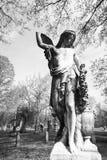 Кладбище Нью-Джерси Rahway Стоковое Фото
