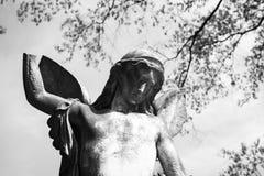 Кладбище Нью-Джерси Rahway Стоковая Фотография RF