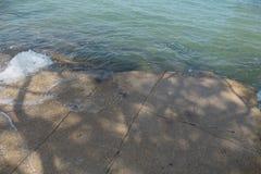 Кладбище Сьюзан Hoi раковины Krabi стоковые изображения rf