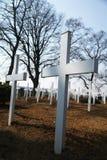 кладбище стоковые фотографии rf