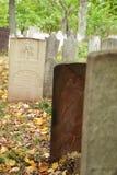 Кладбище Colonial Metuchen Стоковая Фотография