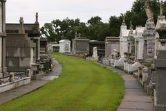 кладбище New Orleans Стоковые Изображения