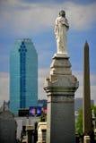 кладбище New York Голгофы Стоковое Фото
