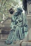 Кладбище Pere Lachaise Стоковые Фото