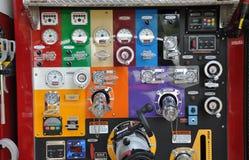 клапаны пожарной машины Стоковые Изображения RF
