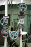клапаны Стоковые Фотографии RF