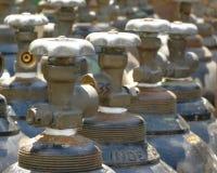 клапаны Стоковые Фото