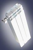 клапан термостата радиатора Стоковые Фото