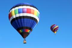 Классика воздушного шара Колорадо-Спрингс Стоковое фото RF
