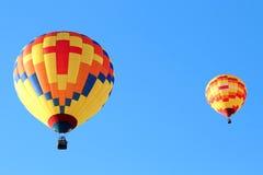 Классика воздушного шара Колорадо-Спрингс Стоковое Изображение RF