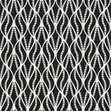 Классика выходит стилю Арт Деко безшовная картина Текстура геометрических лист стильная Текстура вектора абстрактного пера ретро Стоковая Фотография RF