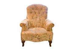 классика кресла коричневая Стоковые Фотографии RF