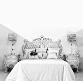 классика спальни Стоковая Фотография RF