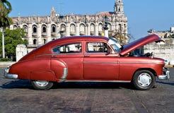 классика havana автомобилей Стоковая Фотография RF