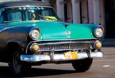 классика havana автомобилей Стоковое Фото