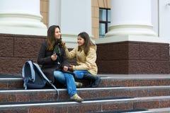 классифицирует детенышей студентов подростковых 2 Стоковая Фотография RF