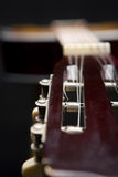 классицистическая гитара Стоковая Фотография
